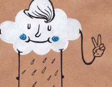 Happy Stupid Clouds