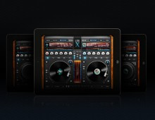 iPad 3 DJ Table