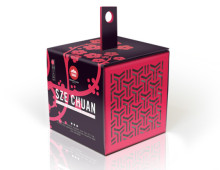 Oriental Packaging Design