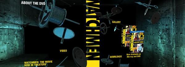 Watchmen Motion Comic