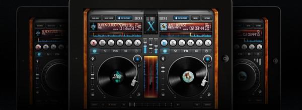 iPad 3 DJ Table
